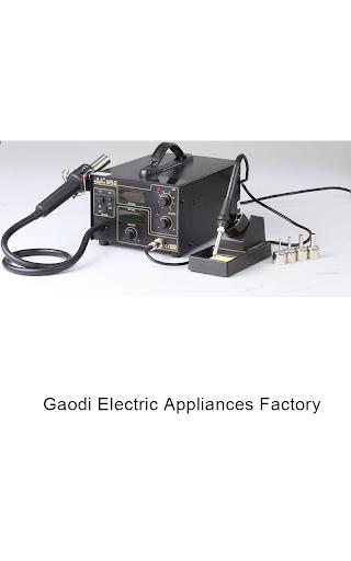 gordak soldering station HD