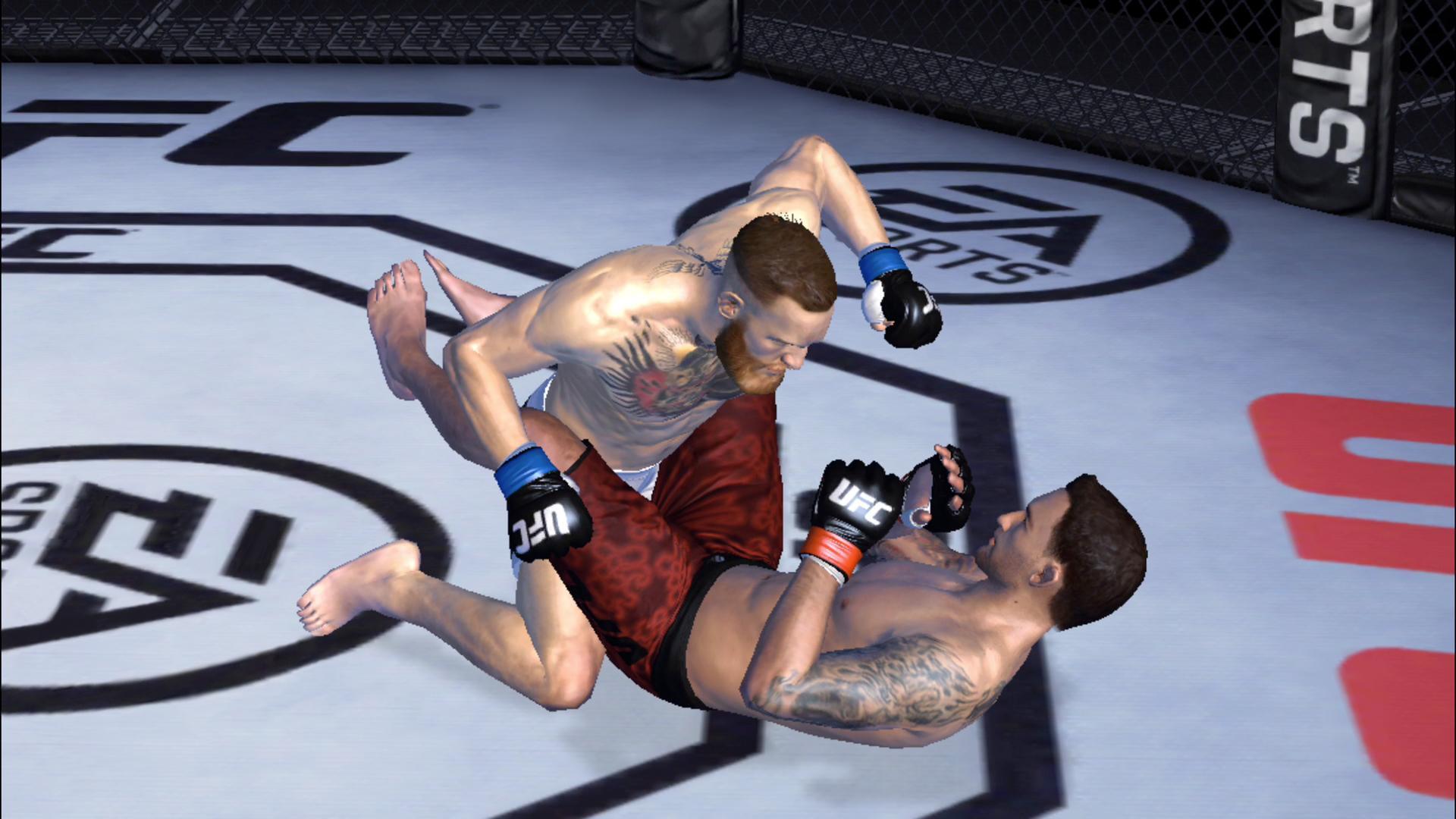 EA SPORTS UFC® screenshot #10