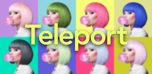 Teleport - photo editor - Apps on Google Play