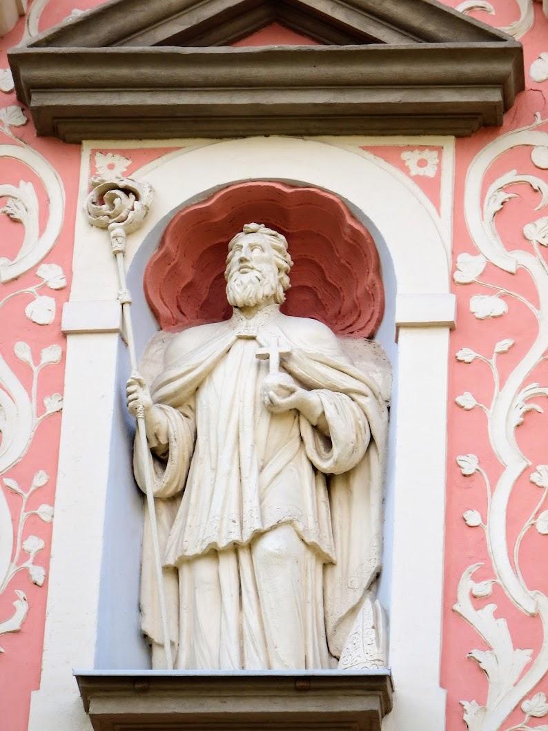 Ptuj - Dominikanski samostan (Domonkos rendi kolostor)