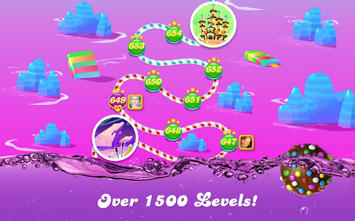 Candy Crush Soda Saga screenshot 10