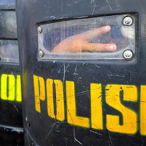 Police of Peace by Irfan Maulana - Professional People Law Enforcement ( medan, police, indonesia, peace, polisi, damai )