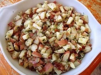 Pa Hot Dutch Potato Salad Recipe