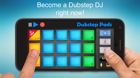 Dubstep Pads Screenshot
