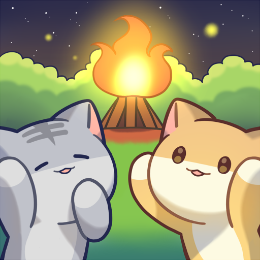 Cat Forest - Healing Camp APK Cracked Download