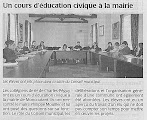 Photo: 2010-05-08 CO Education Civique Mairie