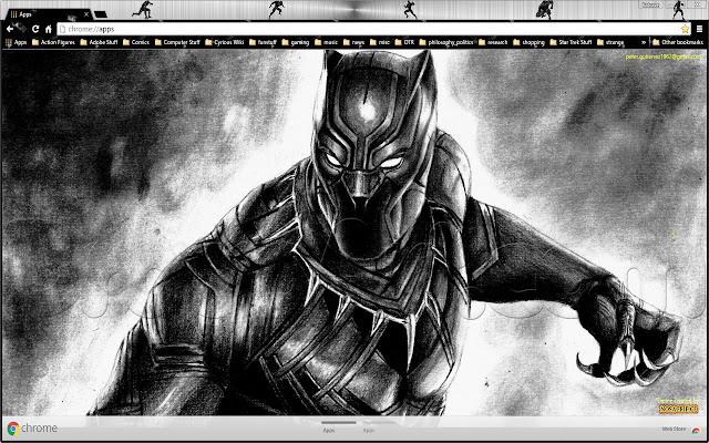Black Panther 1 - 1920px - Chrome Web Store