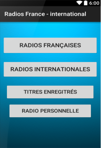 Radio France - international