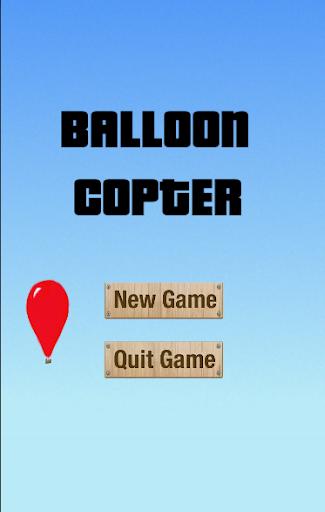 Balloon Copter