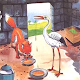 The Fox and the Stork (app)