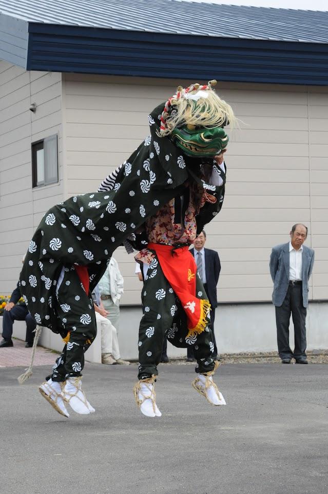 獅子舞(7)