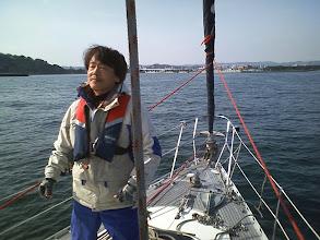 Photo: 行先はいつもの八景島