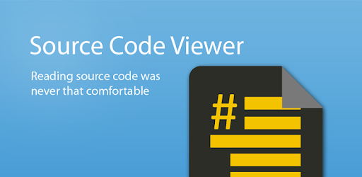 Source Code Viewer - Apps on Google Play