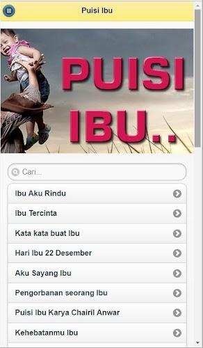 Download Puisi Terbaik Untuk Ibu Apk Latest Version App By