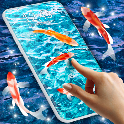 Hd Koi Live Pond 3d Fish 4k Live Wallpaper Free Google Play Review Aso Revenue Downloads Appfollow