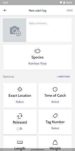 MyCatch screenshot 7