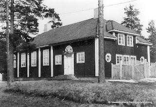 Photo: Vasselhyttans bygdegård