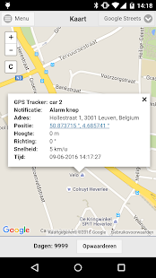 My GPS Tracker APP- screenshot thumbnail