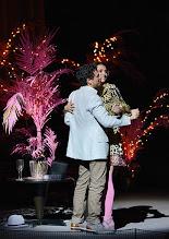 Photo: WIENER STAATSOPER: DON PASQUALE. Inszenierung: Irina Brook. Premiere: 26.4.2015.Juan Diego Florez,  Valentina Nafornita. Copyright: Barbara Zeininger.