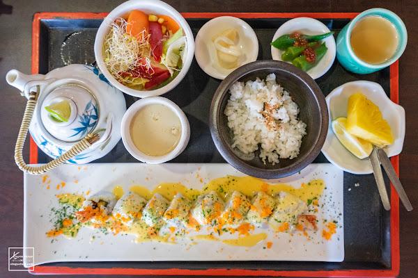 謙兵衛|彰化員林美食~生魚丼、日式定食、握壽司