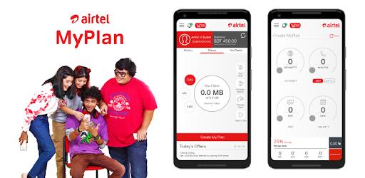 Airtel MyPlan - Apps on Google Play