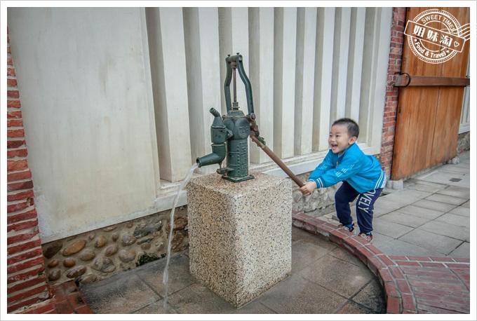 鳳儀書院舊式取水器