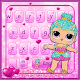 Lol Little Girl Magic Keyboard Theme Download for PC Windows 10/8/7