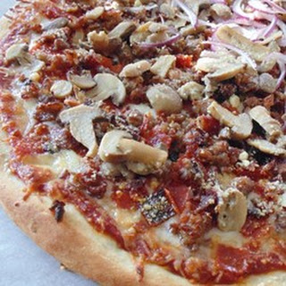 Italian Feather Bread Pizza Dough