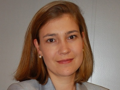 Antonia Stroeh, Mastercard.