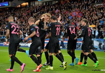 Coup dur pour de PSG: un titulaire devrait manquer le match contre le Real