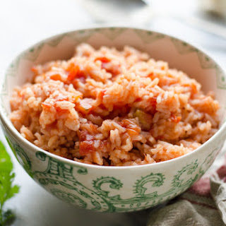 Easy Mexican-Style Rice.