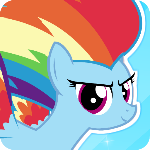模擬App|My Rainbow Dash Dress Up LOGO-3C達人阿輝的APP