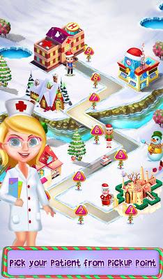 Dr. Santa's Clinic - screenshot
