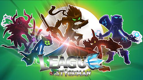 League of Stickman Free Mod