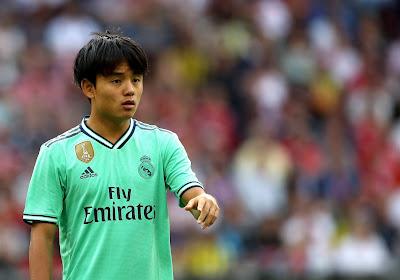 Officiel : Le Real Madrid prête son grand talent japonais