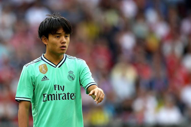 """Le """"Messi japonais"""" explique pourquoi il a choisi de rejoindre le Real Madrid"""