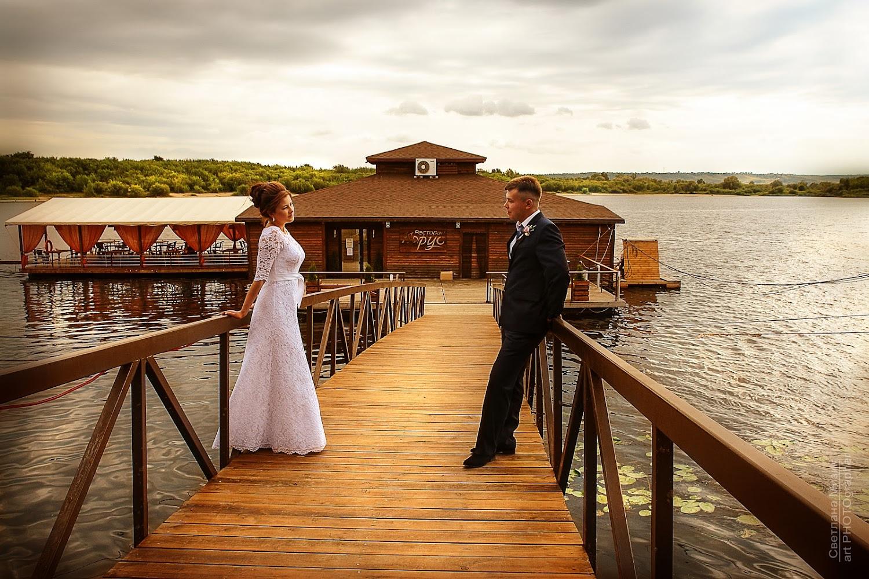 первое свадебная фотосессия в комплексе отрада уже губами