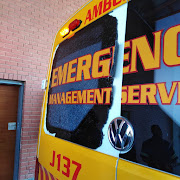A crew in this newly delivered City of Johannesburg ambulance came under attack in Cosmo City on June 29 2019. However, the department of public safety clarified on Tuesday that there is no