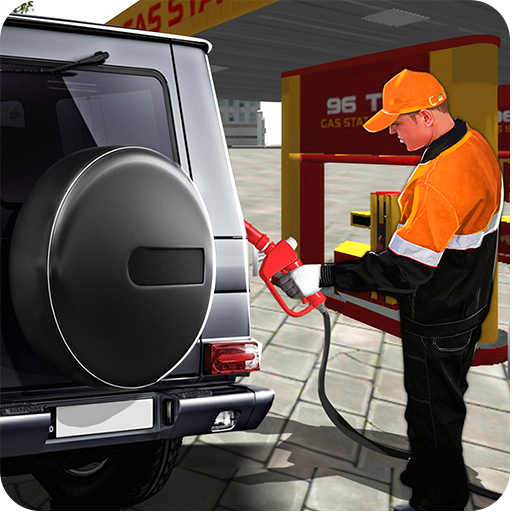 Simulator Gas Station APK