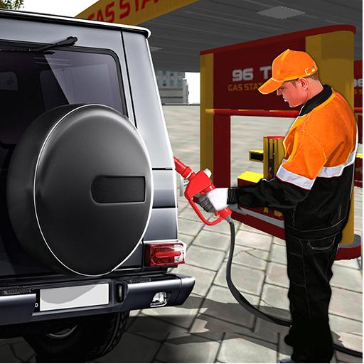 Simulator Gas Station APK