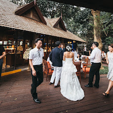 Wedding photographer Ratchakorn Homhoun (Roonphuket). Photo of 17.10.2017