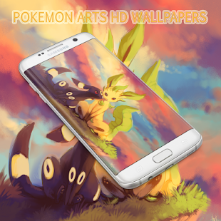 Pokemon Arts HD Wallpapers - náhled