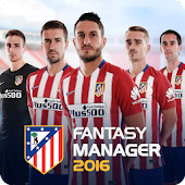Atlético de Madrid Manager '16