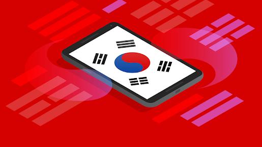 Big in South Korea