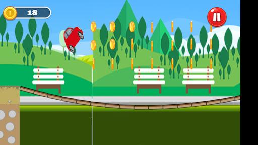 Car Jump- Run screenshot 4