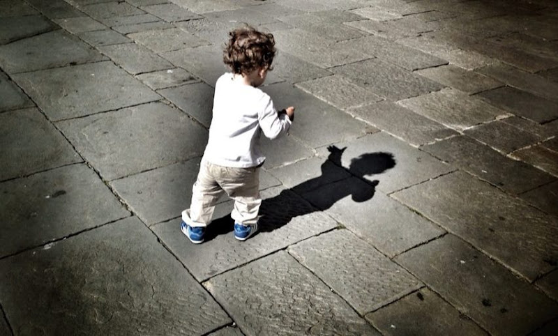Ciao ombra!! di __francesca_