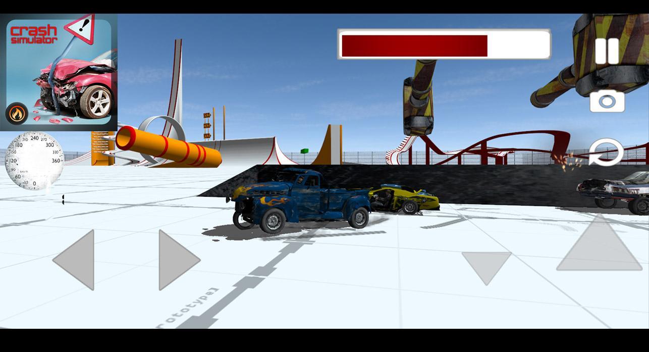Fantastisch Auto Crash Simulationssoftware Galerie - Elektrische ...