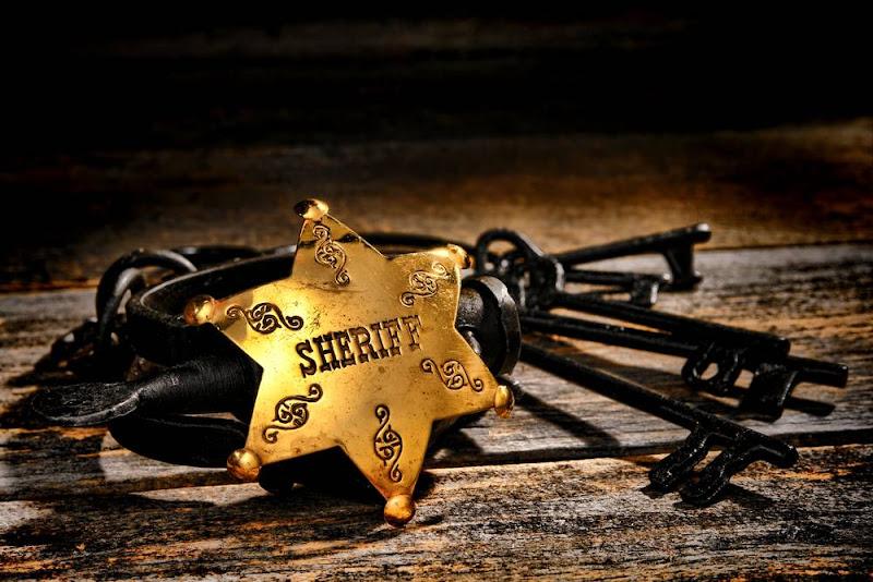 SHERIFF GEVANGENIS