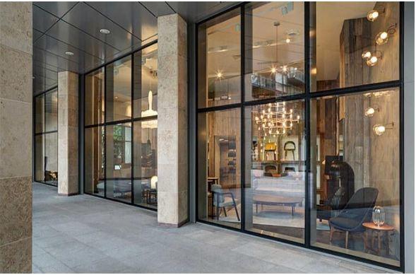 Thi công nội thất tạo nên không gian showroom đẹp, hấp dẫn khách hàng