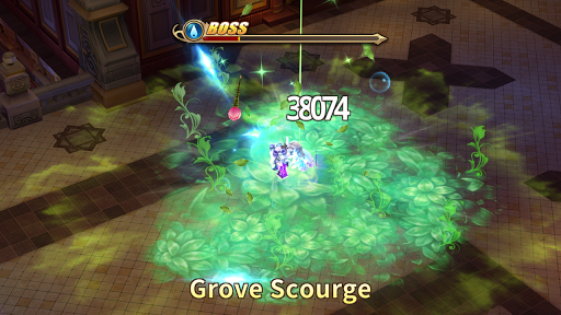 Sacred Sword Princesses screenshot 8